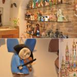Drewniane ręcznie robione anioły oraz szopki bożonarodzeniowe doskonałe na prezent